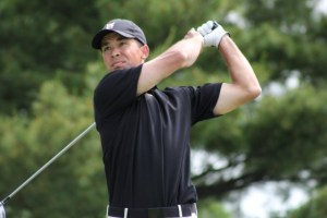 Andrew Ruthkowski is one of four who lead after the second day at the Michigan Open 2016