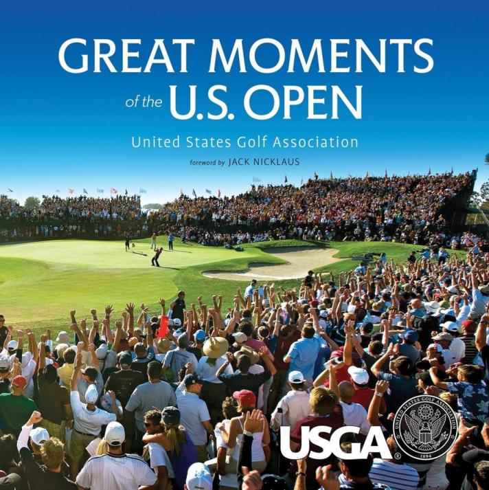 Great Moments Of The US Open Book Review