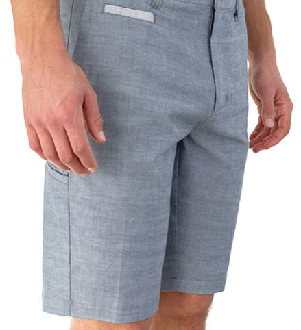 Linksoul Stretch Chambray Short