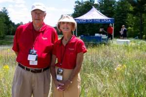 Chris and Sandy Wernette