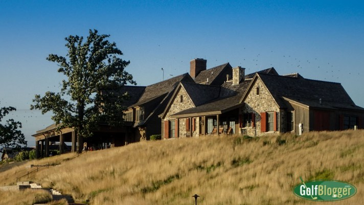 The Clubhouse At Erin Hills