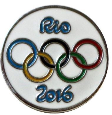 Rio Olympics Ball Marker