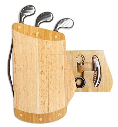 golf-bag-cutting-board