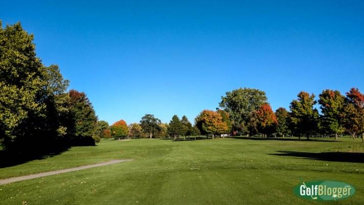 Green Oaks Hole 18