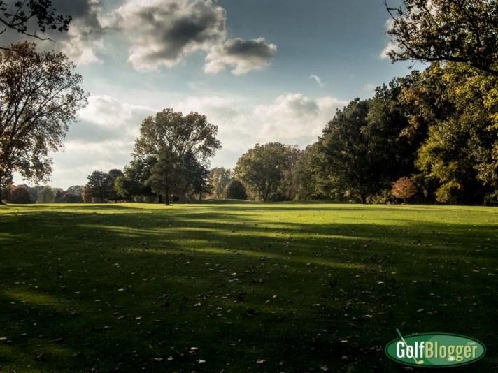Green Oaks 16th Hole