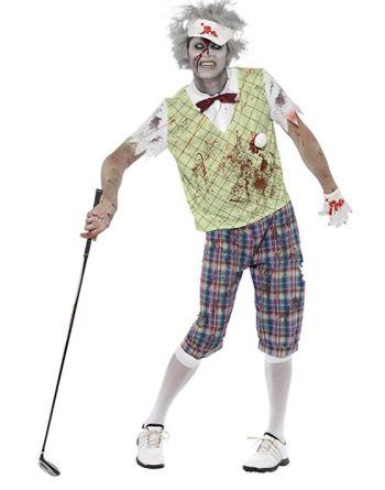 Zombie Golfer