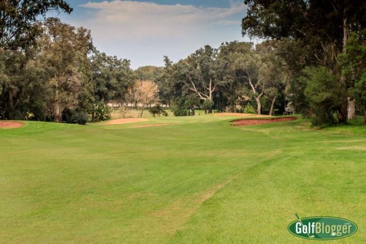 Royal Golf Dar Essalam Hole 8 Approach