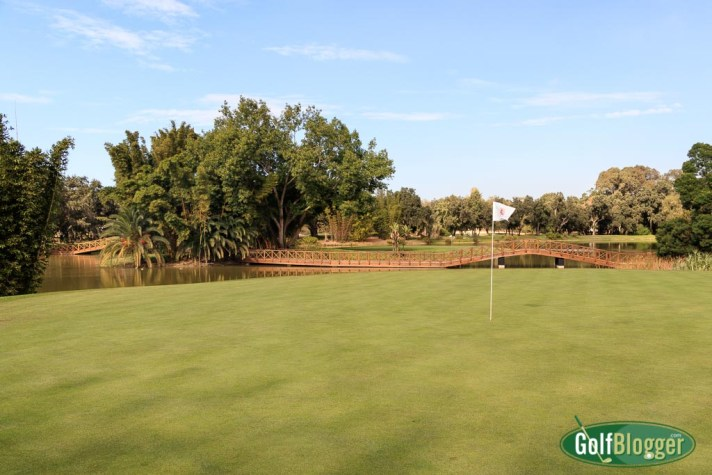 Royal Golf Dar Es Salam, 17th Green