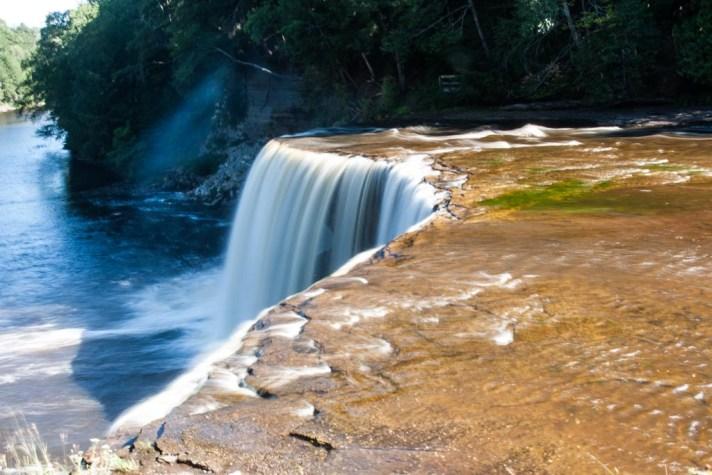 Tahquamenon Falls In Michigan's UP A Best Value Destination