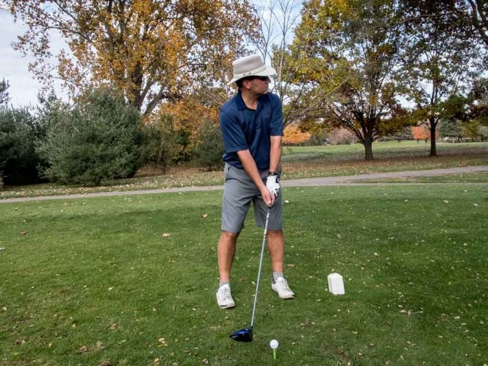 The GolfBlogger At 52