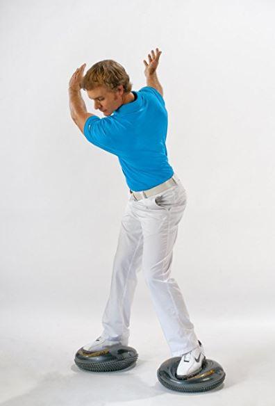Smart Body Golf Leverage Disks