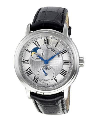 raymond weil Maestro Silver Dial Watch
