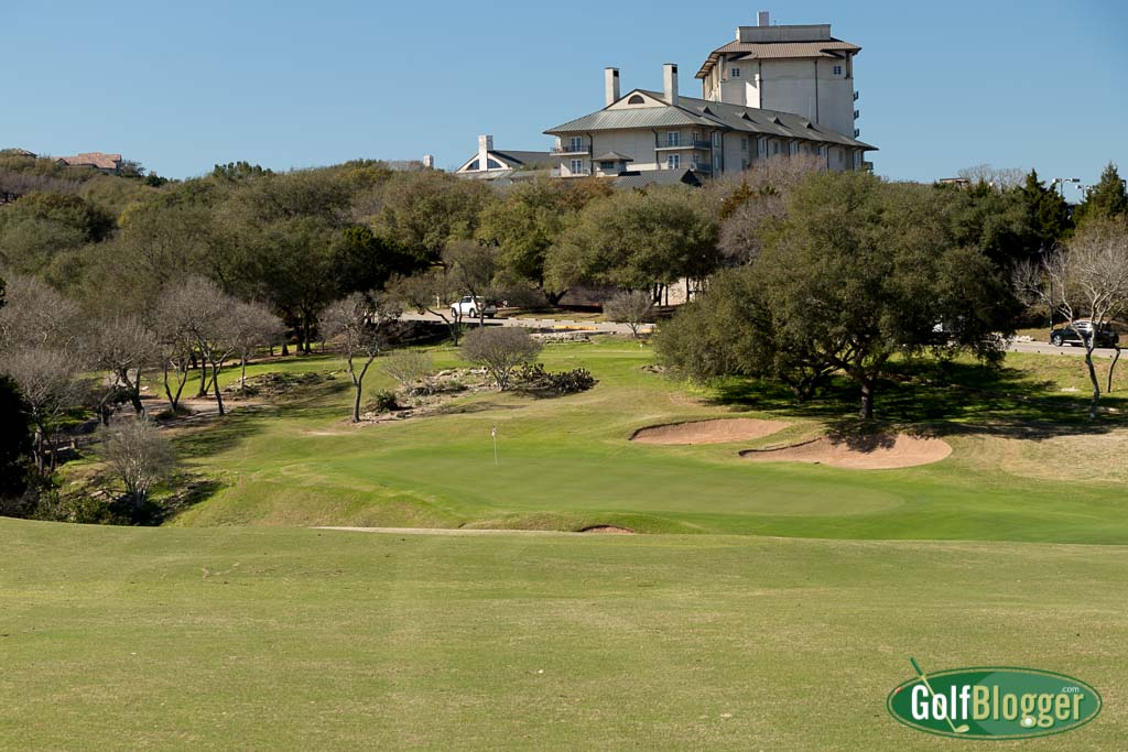Omni Barton Creek Coore & Crenshaw Cliffside Golf Course Review