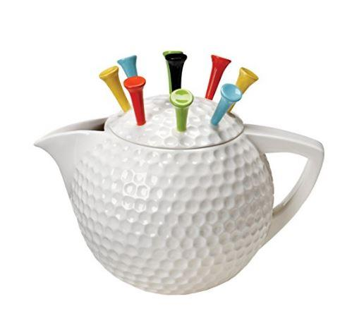 Golf Tea Kettle