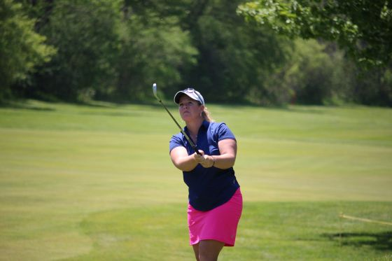 Allyssa Ferrell, runner up in the Volvik LPGA Championship's Great Lakes Shootout