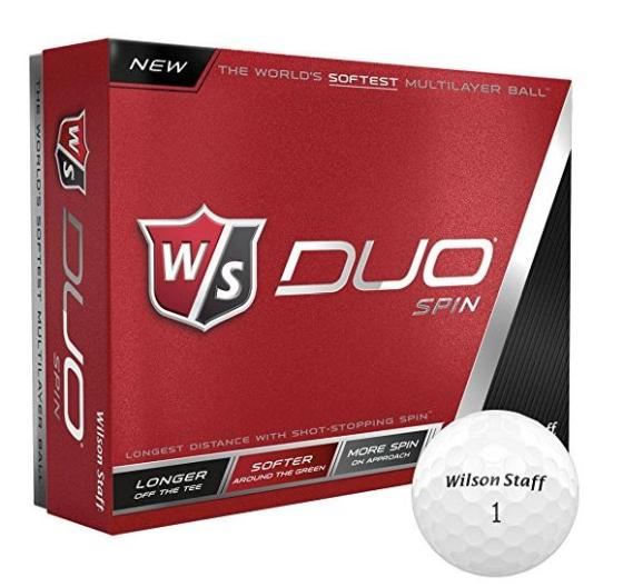 Wilson Duo Spin