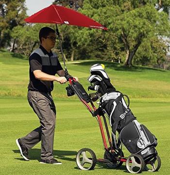 Sun Umbrella With Universal Clamp