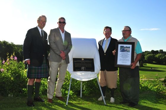 Belvedere Golf Club Celebrates 95 Years of History with Re-Dedication Ceremony
