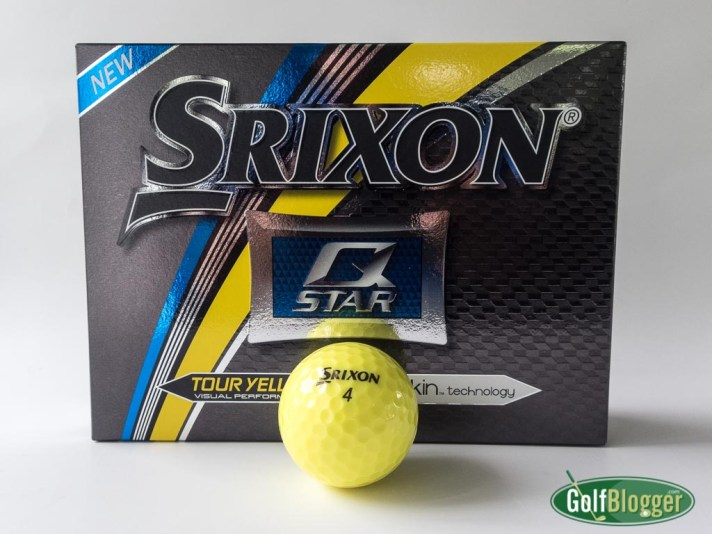 Srixon Q-Star Golf Ball Review