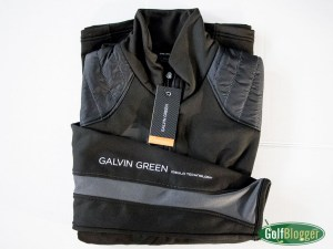 Galvin Green Dash Insula Pullover Review