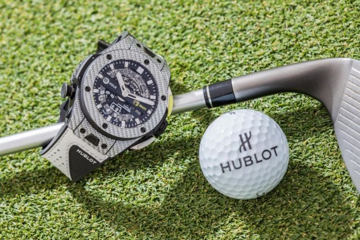 Hublot Unico Big Bang Golf Watch