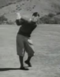 Bobby Jones Teaches A Draw And A Fade Golfblogger Golf Blog