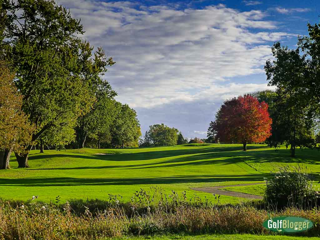 Best Michigan Golf Courses To See Fall Color