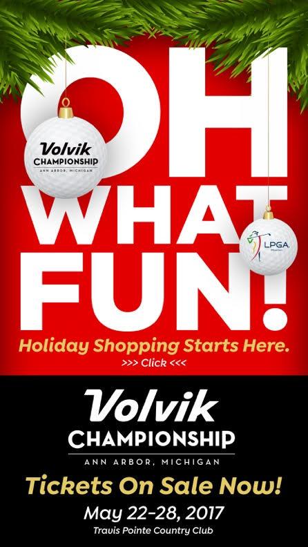 LPGA Volvik Championship Holiday Discount