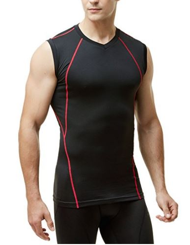 Tesla Thermal WinterGear Compression Sleeveless Baselayer
