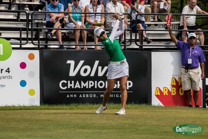 Minjee Lee Leads LPGA Volvik Championship After Three