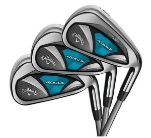 Callaway Women's Rogue Iron Set