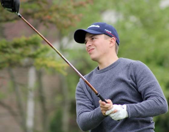 Canton's Donnie Trosper Finds Fun, Wins Michigan Publinx Medal Play Championship