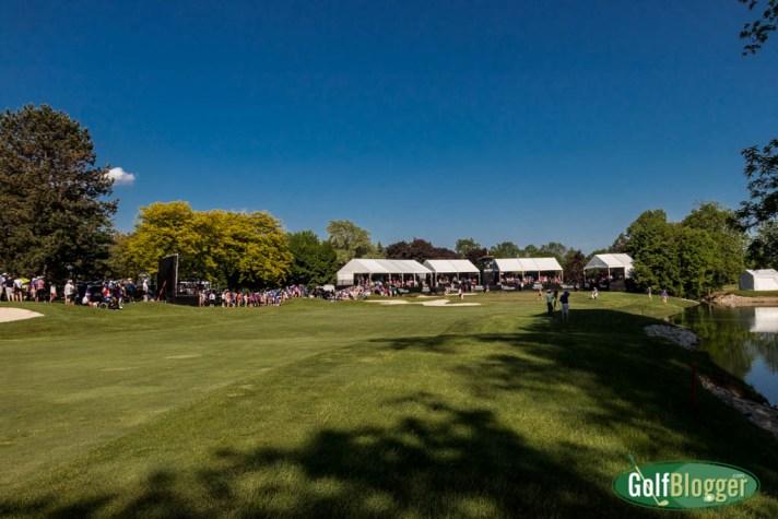 Ann Arbor's LPGA Tournament Not On 2019 Schedule; Organizers Say It Will Return