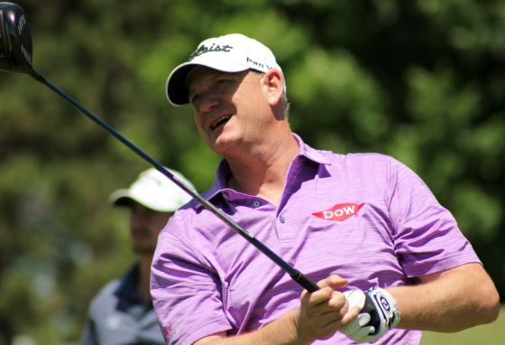 MICHIGAN OPEN: Tom Gillis, James Holley Share Lead