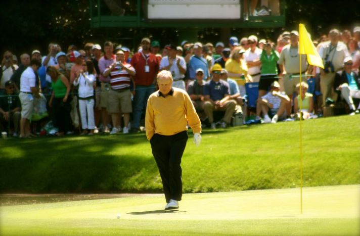 Happy 79th Birthday Jack Nicklaus