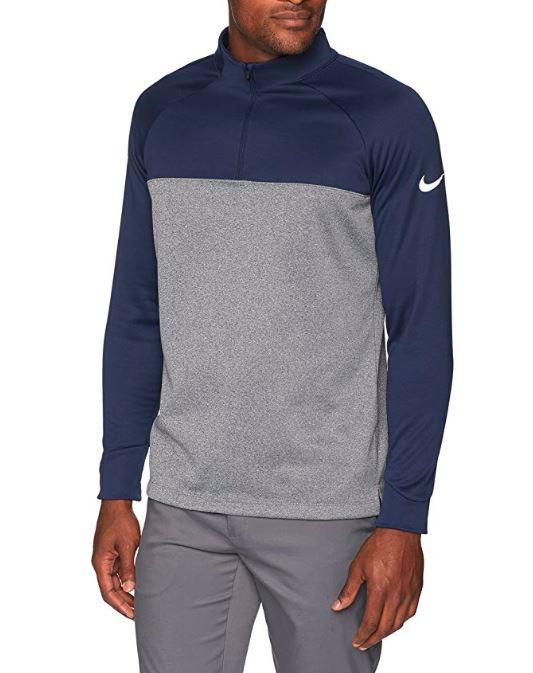 Nike Therma Half Zip Golf Shirt