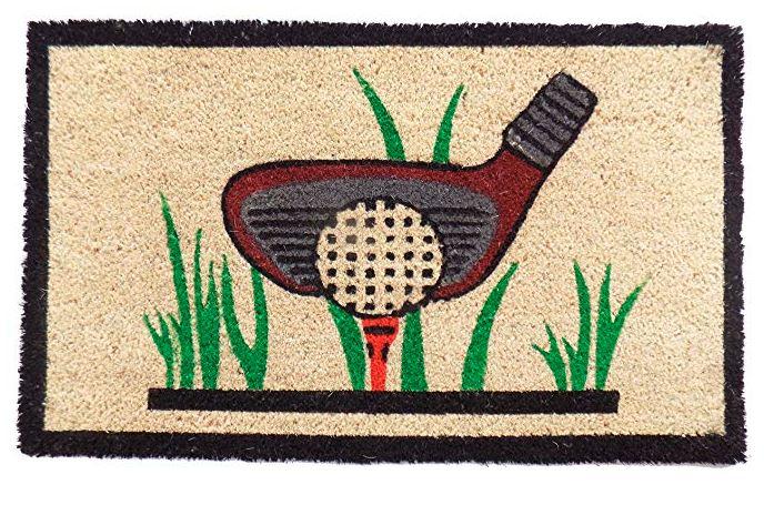 Golf Door Mat