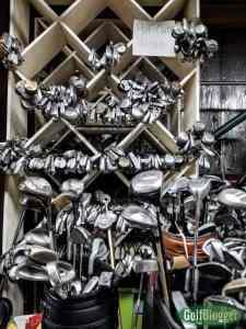 Where golf clubs go to die