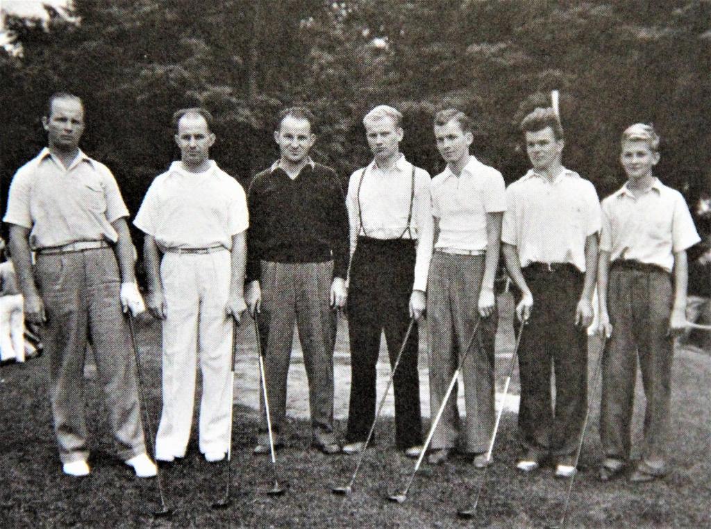 1930-1939 #GAM100 – Chuck Kocsis Emerges as Michigan's Greatest Amateur Golfer