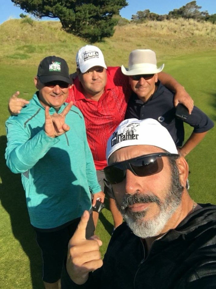 """Congratulations To """"Into The Grain"""" For Ten Years Of Golf Blogging"""