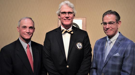 Foursome Inducted, GAM Honored by Michigan Golf Hall of Fame