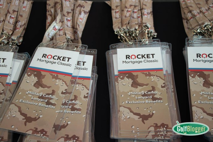 Saturday Is Military Appreciation Day At The Rocket Mortgage Classic