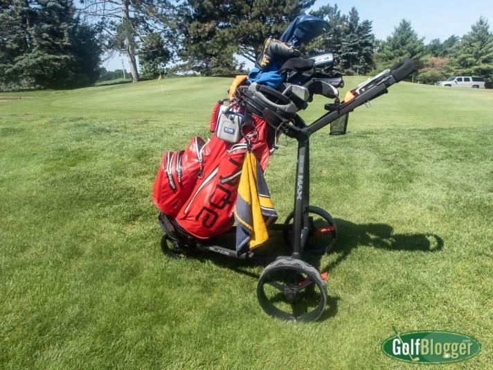 Big Max Blade IP Golf Push Cart Review