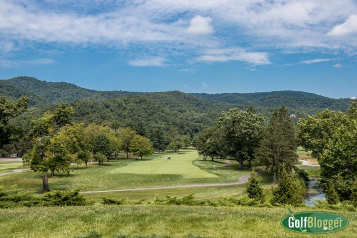 Greenbrier Old White TPC Photo Tour