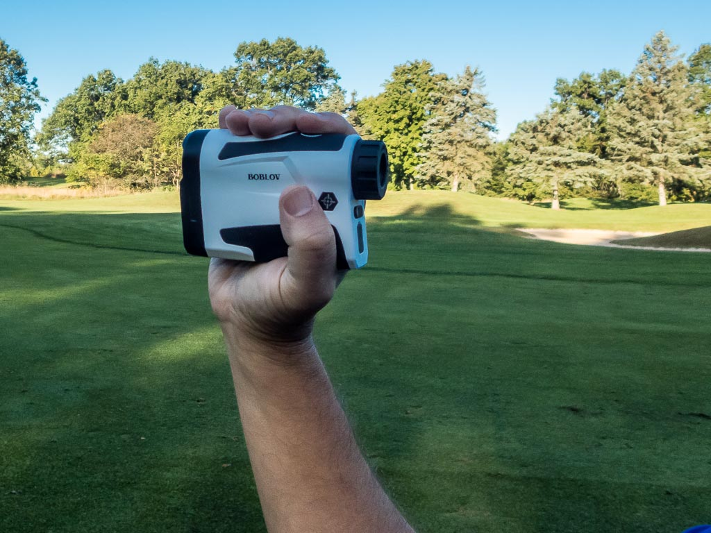 Boblov Golf Laser Rangefinder Review