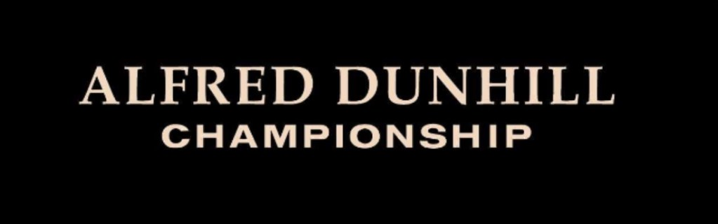 Alfred Dunhill Championship Winners and History