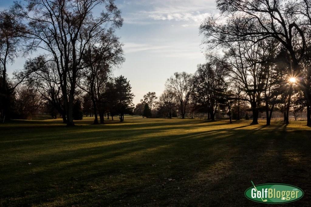 More Golf In Late November
