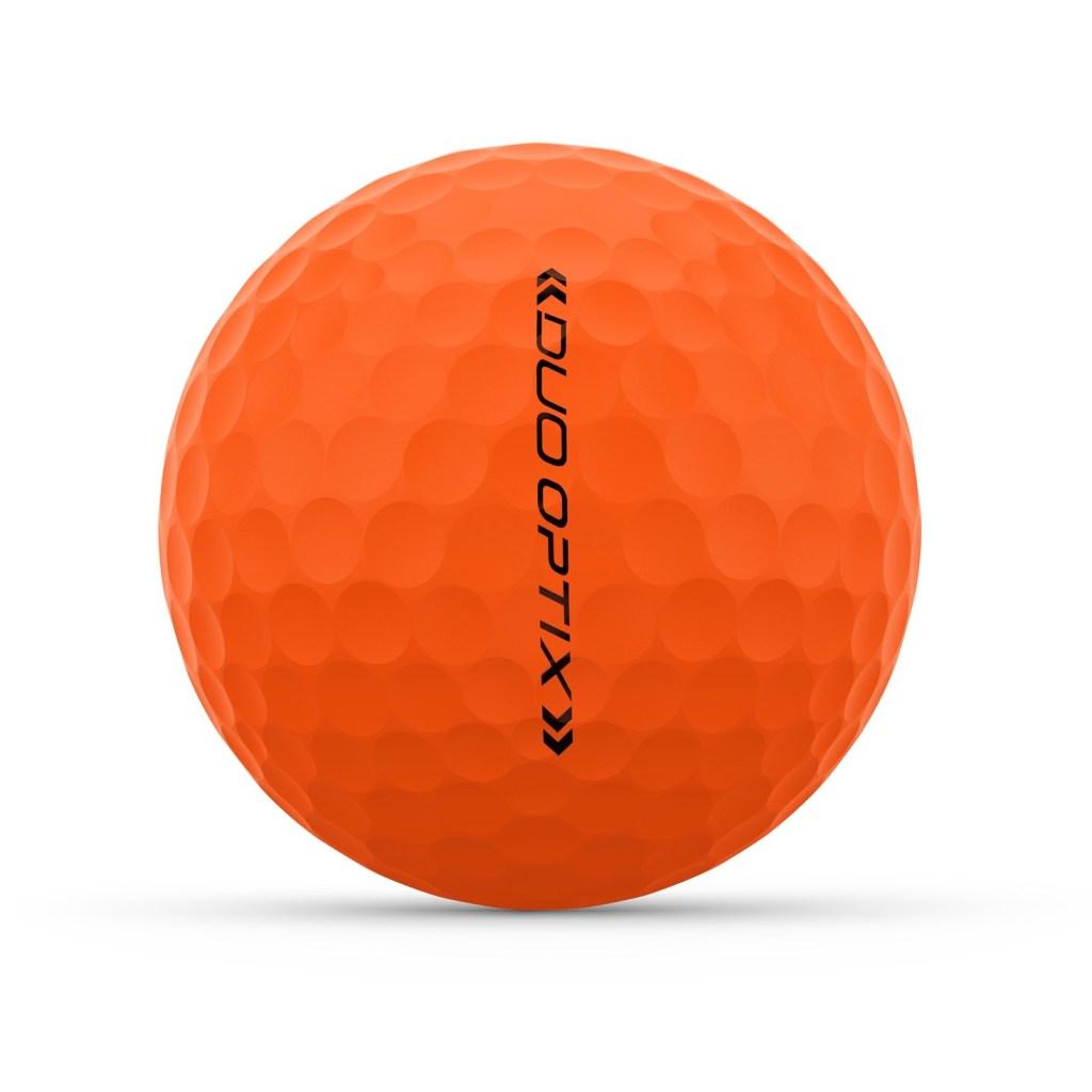 Wilson Introduces New Duo Optix Golf Balls