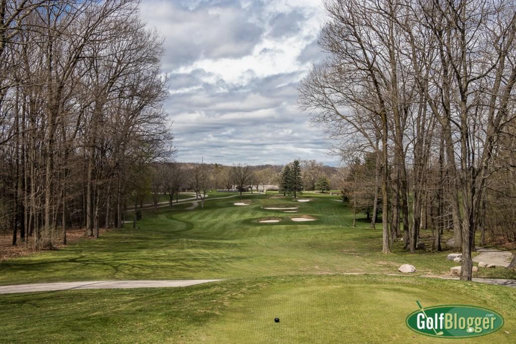 RIP Pete Dye, Whose First 18 Hole Course Was Michigan's Radrick Farms