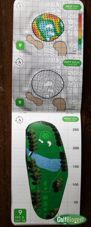 GolfLogix Green Book Review